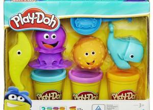 Play-Doh Oceán malinky